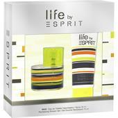 Esprit - Life by Esprit Man - Geschenkset
