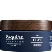 Esquire Grooming - Hair styling - The Clay