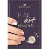 Essence - Accessoires - Nail Art Effect Foils