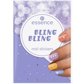 Essence - Accessoires - Nail Stickers Bling Bling