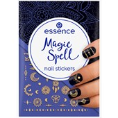 Essence - Accessoires - Nail Stickers Magic Spell