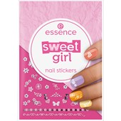 Essence - Accessoires - Nail Stickers Sweet Girl