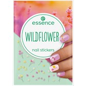 Essence - Accessoires - Nail Stickers Wildflower