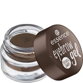 Essence - Augenbrauen - Eyebrow Gel Colour & Shape