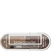 Essence - Augenbrauen - Eyebrow Powder Set
