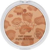 Essence - Bronzer - BRONZED this way!  Matt Bronzer