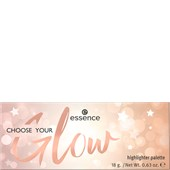Essence - Highlighter - Choose Your Glow Highlighter Palette