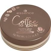 Essence - Highlighter - Glow Face Scrub