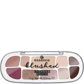 Essence - Eyeshadow - Blushed Eyeshadow Palette