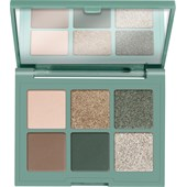 Essence - Eyeshadow - Dancing Green Eyeshadow Palette