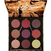 Essence - Sombras de ojos - Fire Eyeshadow Palette Like Dancing Flames