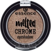 Essence - Eyeshadow - Melted Chrome Eyeshadow