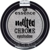 Essence - Øjenskygger - Melted Chrome Eyeshadow