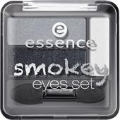 Essence - Lidschatten - Smokey Eyes Set