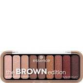 Essence - Eyeshadow - The Brown Edition Eyeshadow Palette