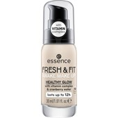 Essence - Meikit - Fresh & Fit Awake Make-Up