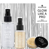 Essence - Make-up - Glow like a Pro - Gold Trigger Face Perfectionist Set