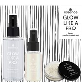 Essence - Meikit - Glow like a Pro - Holo Shine Face Perfectionist Set