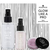 Essence - Makijaż - Glow like a Pro - Purple Scandal Face Perfectionist Set