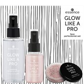 Essence - Makijaż - Glow like a Pro - Rose Sparkles Face Perfectionist Set