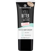 Essence - Makijaż - You Better Work! Tinted Day Cream