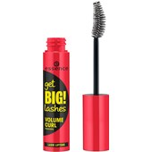 Essence - Maskara - Get Big Lashes Volume Curl Mascara