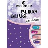 Essence - Nail polish - Bling Bling Nail Stickers
