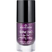 Essence - Nagellack - Dancing On The Milky Way Cosmic Glitter Nail Polish
