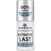 Essence - Smalto per unghie - Extreme Last Base Coat