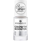 Essence - Nail Polish - Growth Booster Base Coat Stronger Growth