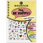 Essence - Esmalte de uñas - Hey, Be Happy! Nail Stickers