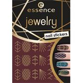 Essence - Nail Polish - Jewelry Nail Stickers