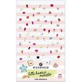 Essence - Esmalte de uñas - Little Kawaii Monster Nail Stickers