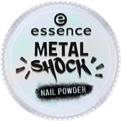 Essence - Nail Polish - Metal Shock Nail Powder
