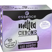 Essence - Cuidado de uñas - Melted Chrome Nail Powder