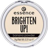 Essence - Polvos y colorete - Brighten Up! Banana Powder
