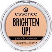 Essence - Pudder & rouge - Brighten Up! Peach Powder