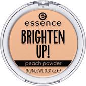 Essence - Puder & Rouge - Brighten Up! Peach Powder