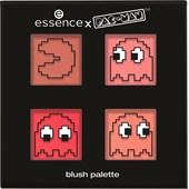 Essence - Puder & Rouge - Essence x Pac-Man Blush Palette