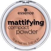 Essence - Pó e rouge - Mattifying Compact Powder