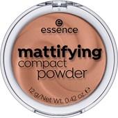 Essence - Polvos y colorete - Mattifying Compact Powder