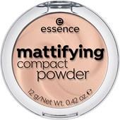 Essence - Puuteri ja poskipuna - Mattifying Compact Powder