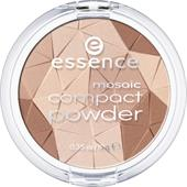Essence - Polvos y colorete - Mosaic Compact Powder