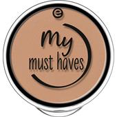 Essence - Pudder & rouge - My Must Haves Bronzing Powder