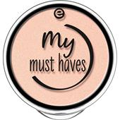 Essence - Pudder & rouge - My Must Haves Highlighting Powder