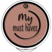 Essence - Cipria e fard - My Must Haves Matt Blush