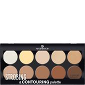 Essence - Powder & Rouge - Strobing & Contouring Palette