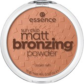 Essence - Powder & Rouge - Sun Club Matt Bronzing Powder