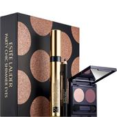 Estée Lauder - Augenmakeup - Party Chic Shimmer Eyes Set