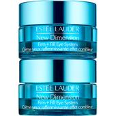 Estée Lauder - Ögonvård - New Dimension Firm + Fill Eye System